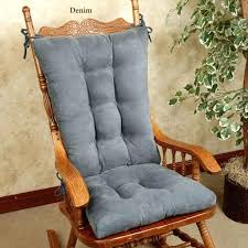 Ebay Rocking Chair Cushions by Large Rocking Chair Cushion Sets Rocking Chair Cushion Set Shabby
