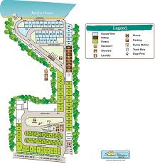 Home Site Map Sea And Sand RV Park On The Oregon Coast In Depoe Bay OR Sitemap