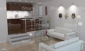 amerikanischen stil minimalistisch wohnzimmer küche stockfoto und mehr bilder aktenschrank