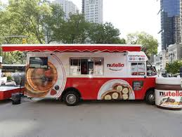 Nutella Food Truck Coming This Week; Plus, Five SF Nutella Dishes To Try