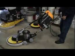 high speed buffer with an active dust control system youtube