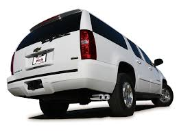 Suburban/ Avalanche /Yukon XL 2009-2014 Cat-Back Exhaust Touring ... Sema 2014 Exhaust Tipoff Flowmaster F150 35 In Or 40 Angle Cut Tip Black Pair Of T304 Stainless Steel Tips 45 18 Long Spectre Performance Add A Fishing Here Is Why Your Turn How To Clean Them The Dcsfab Custom Made Diesel Bad Ass Alert Youtube Cheap For Trucks Find Deals On Corsa Mustang Pro Series Quad 4 Kit 14333blk Big Country Truck Accsories Big Country Tips Chrome Over Does This Exist Direct Replacement Quad Exhaust For 0913 Carven Page 2 Srt Hellcat Forum Ram 1500 57l 2011 304 Ss Round Clampon