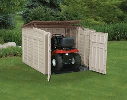 Rubbermaid Storage Shed 7x7 by Great Low Profile Storage Shed 86 On Rubbermaid Roughneck 7x7