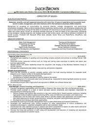 Sales Resume Examples