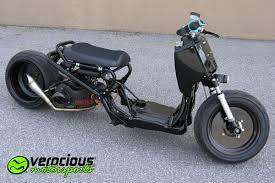 Honda Ruckus Moped