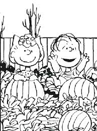 Pumpkin Patch Coloring Pages Free Printable by Its The Great Pumpkin Charlie Brown Coloring Pages Coloring Home