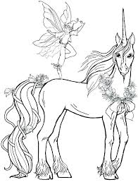 Flying Unicorn Coloring Pages Unicorns Printable Cheap Realistic