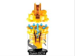 dyson dc14 all floors cyclone upright vacuum cleaner in the best