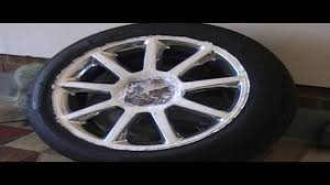 1 Video: How To Custom Paint Your Car Or Truck Rims. 2008 Cadillac ... Niche Wheels Home Tis American Racing Vf479 Custom Painted Rims Cuda U438 Mht Inc American Racing Classic Custom And Vintage Applications Available The Toy Factory Window Tint Tires Lift Kits Lexington Gima Performance Moto Metal Mo970 Socal Raceline Truck Suv Fuel Vector D579 Matte Black 1pc Ar914 Tt60 See The Ugliest Ever At Sema 2010