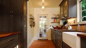 Exquisite 1920 S Farmhouse Kitchen Gourmet Galley In A On