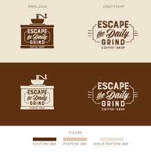 Conservative Upmarket Coffee Shop Logo Design For A Company In United Kingdom