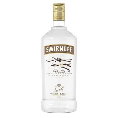 Triple Distilled Vodka Twist Of Vanilla