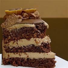 nougat mascarpone torte mit toffifee