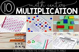 Multiplication Games And Activities To Teach
