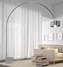 Curved Floor Lamp Copper by Floor Lamps Crystal Unusual Curved Floor Lamp Premium Lamps