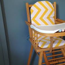 assise chaise haute couture housse coussin chaise haute 9 moi s d envies à nantes