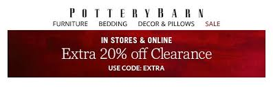 Pottery Barn Coupons Printable Coupons In Store & Coupon Codes