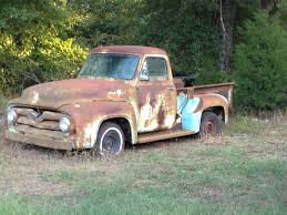 100 Classic Trucks For Sale In Texas 1955 D F100 With Great Patina D F100 1955 For Sale