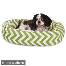 majestic pet bagel style dog bed free shipping today overstock
