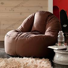 FREE SHIPPING Coffee Bean Bag Chairs For Adults 100CM Diameter Cool Green Seat SUEDE Covers Only In Living Room Sofas From Furniture On