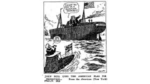 When Did Germany Sink The Lusitania by The Great War Main Causes For War In Europe 1 M Ilitarism