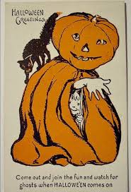 Bergmans Pumpkin Patch by 327 Best Fall Into Halloween Postcards Images On Pinterest