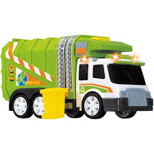 Dickie Toys Large Action Garbage Truck - Walmart.com Funrise Toys Tonka Strong Arm Garbage Truck Review Giveaway Orange Toy Play L Trucks Rule For Kids Buy Titan Go Green In Cheap Price On Alibacom Mighty Motorized Ebay By Lunatikos Garbage Truck Youtube Classic Steel Quarry Dump 1 Multi Service Find Deals Line Ffp Fun Fleet Tough Cab Drop Bin Site Motorised Cars Great Chistmas Gift For Kid 3 Years