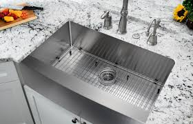 Double Farmhouse Sink Canada by Sinks Single Kitchen Sinks Glacier Bay All In One Drop Stainless