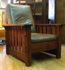 Stickley Morris Chair Free Plans by Mission Style Chairs Foter