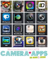 My Favorite Camera Apps for iPhone and Android