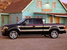 Ford F150 Harley Davidson (2006) - Pictures, Information & Specs