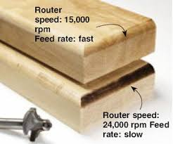 don u0027t let router bits overheat your workpiece