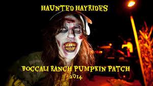 Live Oak Pumpkin Patch Fire by Haunted Hayride Ride 2014 Boccali Ranch Pumpkin Patch Youtube