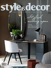 Home Decor Magazine Indonesia by Minotti Jakarta On The Style U0026 Decor Nov 2016 Cover Moie