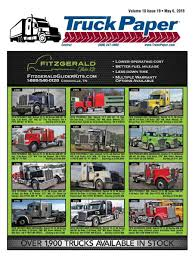 100 Black Hills Trucking Williston Nd Truck Paper TruckPapercom
