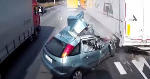 WATCH: Belgian Driver Survives Totally Unsurvivable Crash With Two ...