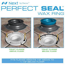 Floor Register Extender Home Depot by Danco Perfect Seal Toilet Wax Ring 10718x The Home Depot
