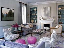 Exotic Warm Gray Small Traditional Living Room Furniture And Decor Design