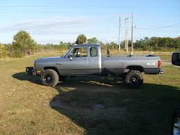 Show Your Lifted 1st Gen. Trucks. - Page 3 - Dodge Cummins Diesel Forum
