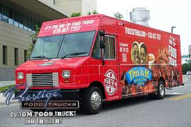 Prestige Custom Food Trucks - Power Tech Mobile Generators