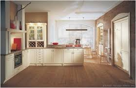 Elegant White Or Brown Kitchen Cabinets