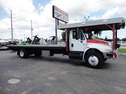 100 Truck Carrier 2002 INTERNATIONAL DURASTAR 4400 Pompano Beach FL 5003424253