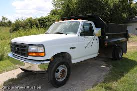 1994 Ford F450 Super Duty Dump Truck | Item DD0171 | SOLD! O...