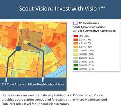 Scout Vision Home Price Forecast The Top 10 Zip Codes You Should