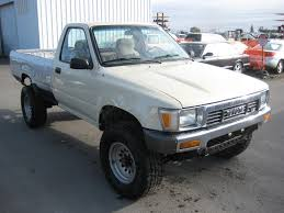 1989 Toyota Pickup Parts Car - Stk#R7304 | AutoGator - Sacramento, CA 1989 Toyota Pickup A No Frills Truck That You Could Not Kill Was Past Truck Of The Year Winners Motor Trend Daily Turismo Auction Watch Sr5 4x4 Accsories Bozbuz Deluxe Extended Cab 4x4 Interior Color Photos Toyota Hilux Pick Up Modified Monster Acag 3 For With Amber And We Couldnt Be Happierby American New Arrivals At Jims Used Parts 4runner Forum Largest View Single Post Youtube