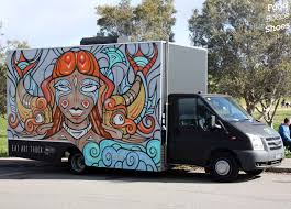 Food, Booze And Shoes: Food That's Going Places: Eat Art Truck