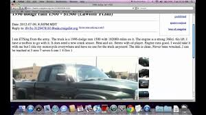 100 Craigslist Pickup Trucks Lawton Oklahoma Used Cars And For Sale By