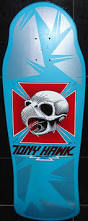 Powell Peralta Tony Hawk Skateboard Decks by Skateboard Deck Art