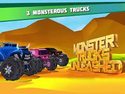 100 Monster Truck Unleashed Dumadu Mobile Game Development Company Cross Platform Game