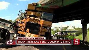 I-40/I-65 Reopens After Semi Hits Bridge In Nashville - NewsChannel ... Ming Vehicles A Ride Through Time Technology 410e Articulated Dump Truck John Deere Us Fun With The Crosschecks Some Like It Hot Sw Usa Spring2013 Part I Mercedes Benz 6x6 Best Image Kusaboshicom Yuke Dump Truck Colctible Miniature Novelty Clock Coolwatchstop Euclid Trucks Wikipedia Tractor Miniature Hwy Tanker Sleeper Vehicle Colctible Just Couple Pics Of The F150lifts Ford F150 Forum Caterpillar 797 Wikiwand Confused Need Opinions Rangerforums The Ultimate Ranger